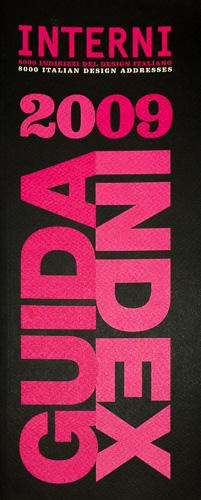 DESIGN INDEX 2009