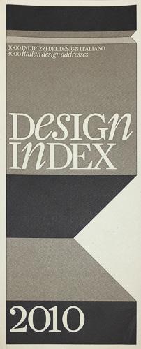 DESIGN INDEX 2010