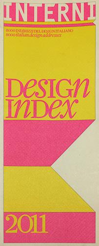 DESIGN INDEX 2011