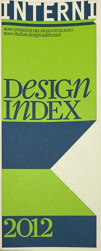 DESIGN INDEX 2012