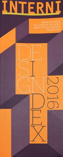 DESIGN INDEX 2016