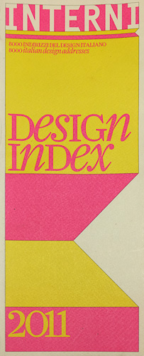 DESIGN INDEX 2011