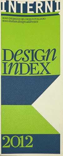 DESIGN INDEX 2012